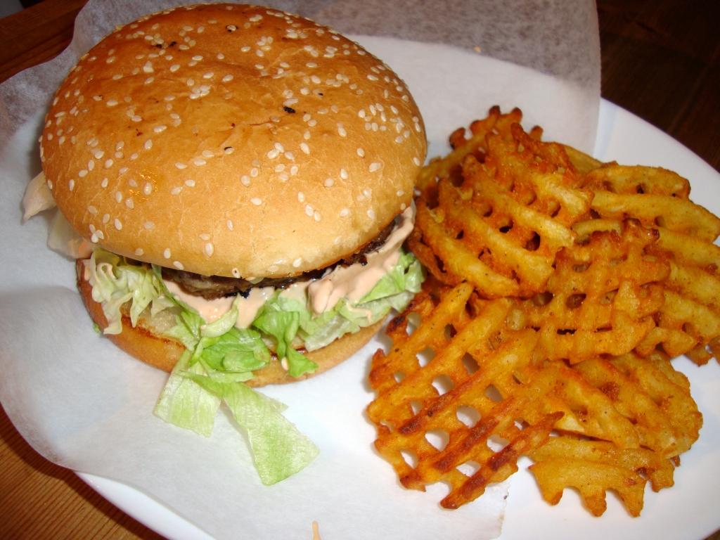 hemlagade hamburgare recept