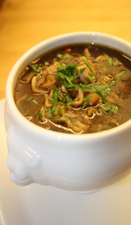 Kinainspirerad soppa