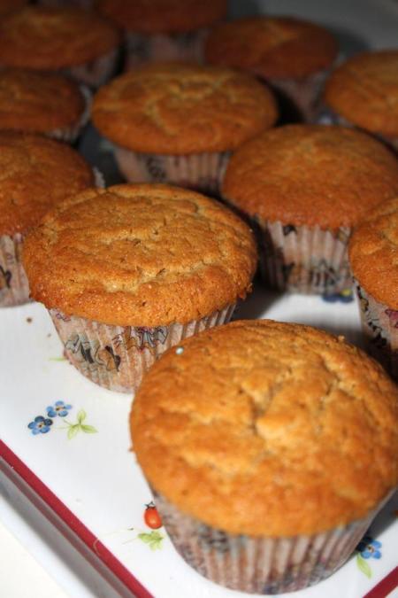 Peanut cupcakes