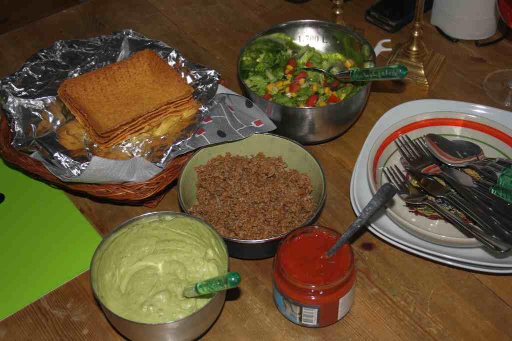 taco tillbehör